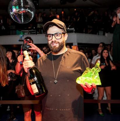 DJ AWARD WINNER